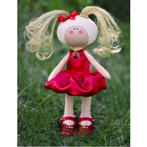 Куклы Красотуленька Кукла ручной работы