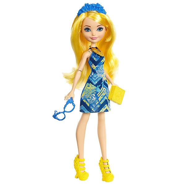 Куклы-школьницы Блонди Локс Mattel Ever After High FJH05