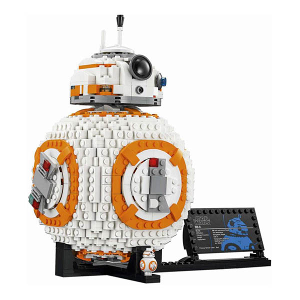 Лего Звездные Войны ВВ-8 Lego Star Wars 75187