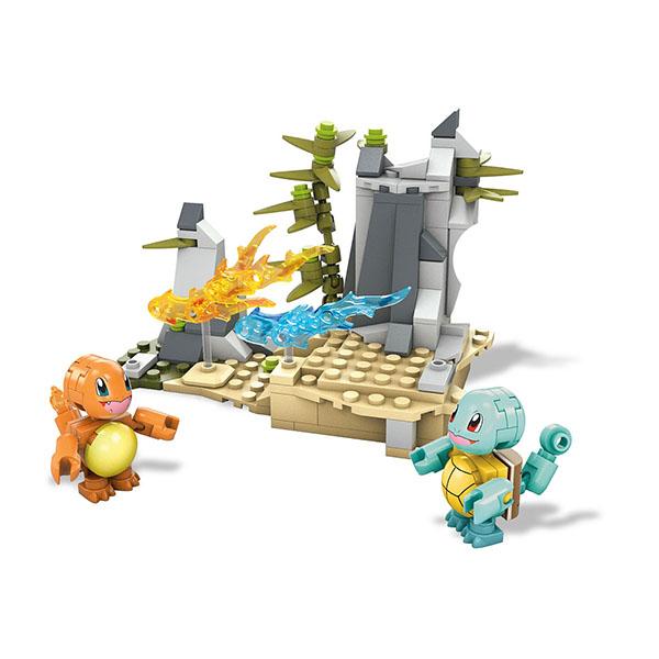 Мега Блокс Сквиртл и Чармандер Mattel Mega Bloks DYF10