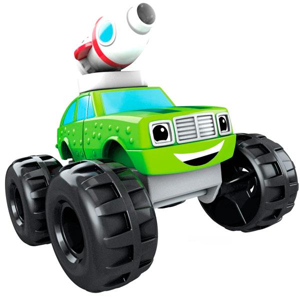 Мега Блокс Вспыш герои мультфильма с аксессуарами Mattel Mega Bloks DXF21