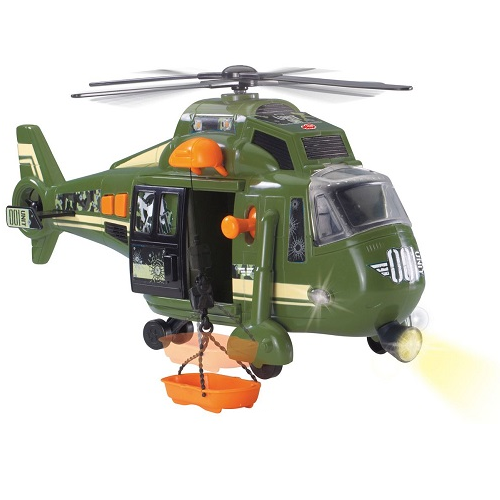 Модель Вертолет военный Sky Force Dickie Toys