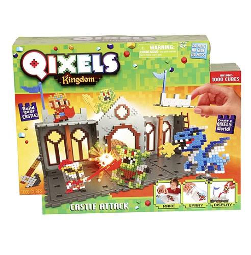 Мозаика Qixels Королевство. Захват замка 87028