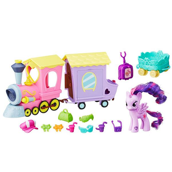 Набор Май Литл Пони Поезд дружбы My Little Pony B5363