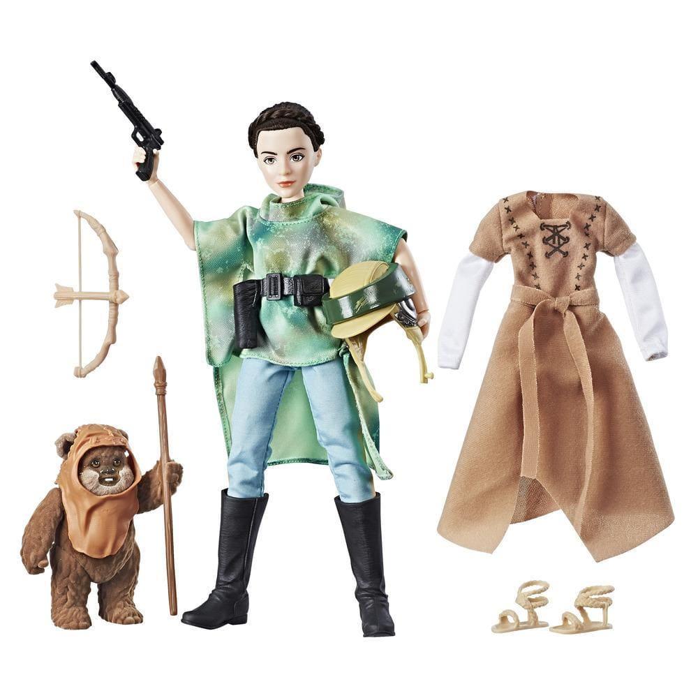 Набор модные куклы Звездные войны (планета Эндор) Star Wars Hasbro C1631