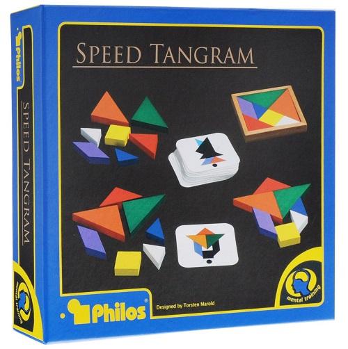 Настольная игра Скоростной танграм Логика Philos 3521
