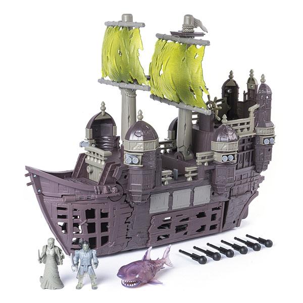 Пиратский корабль Немая Мария 50 см Silent Mary Pirates of Caribbean 73103-P