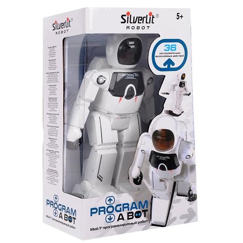 """Silverlit Робот 36 команд """"Programm-A-Bot"""" 88307"""