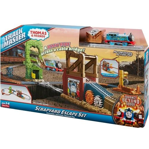 Thomas & Friends Железная дорога Подвесной мост TrackMaster от Fisher-Price FBK08